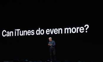 apple wwdc 2019 iTunes
