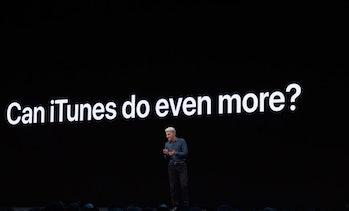 apple wwdc 2019 iTunes