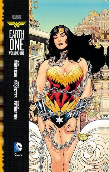 Grant Morrison Wonder Woman
