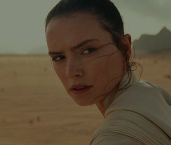Star Wars The Rise Of Skywalker Theory Posits Identity Of Rey S Mother