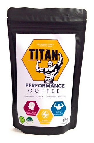 Nootropic Infused Coffee