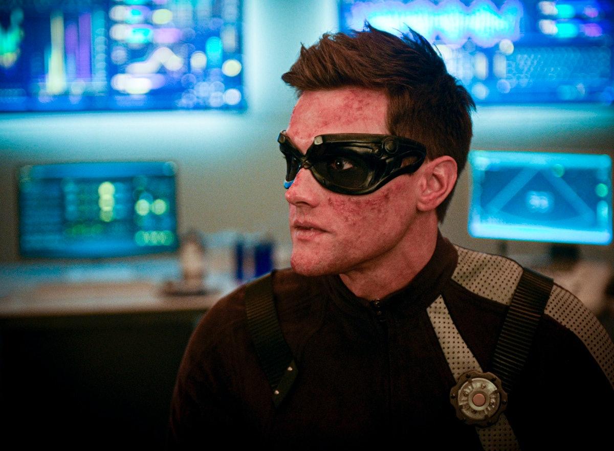 The Flash Elongated Man Crisis on Infinite Earths