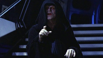 Emperor Palpatine in 'Return of the Jedi'