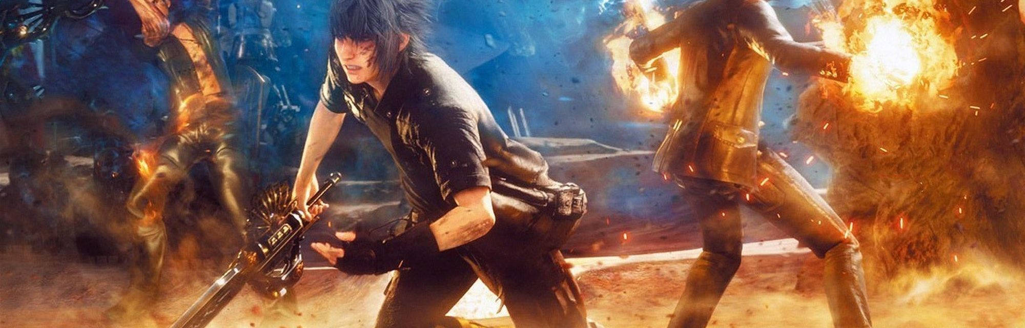 Everything You Need To Prep For The Final Fantasy Xv Launch
