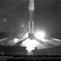 SpaceX's Falcon 9 Just Survived Its Highest Re-entry Heating Ever