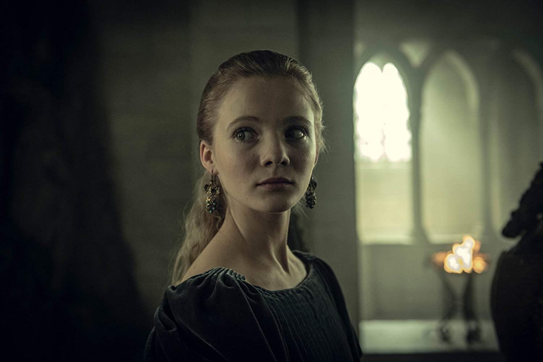 Freya Allan as Ciri on Netflix's 'The Witcher'