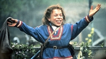 Warwick Davis in 'Willow' (1988), directed by Ron Howard