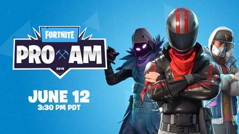 The 'Fortnite' pro-am competition at E3 will be on Tuesday.