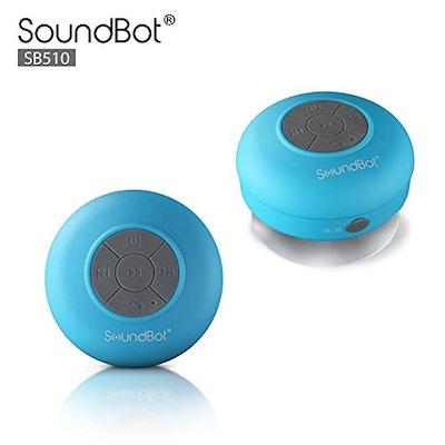 SoundBot Water Resistant Bluetooth Speaker