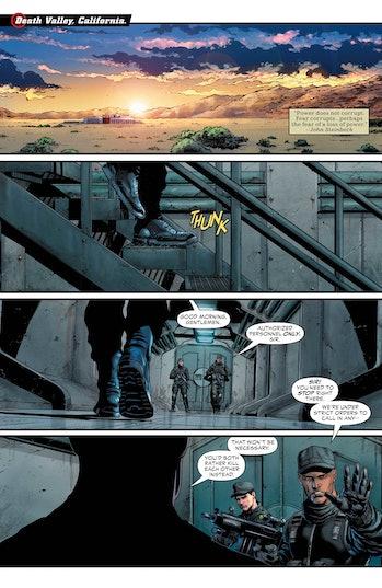 Justice League Suicide Squad