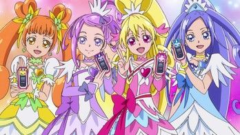 'Glitter Force Doki Doki'