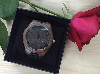 watch, men, fashion, Valentine's Day