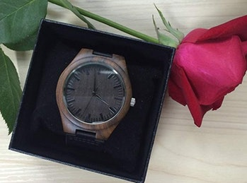 watch, men, fashion, Valentine's Day