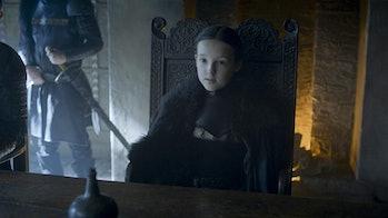 Bella Ramsey in 'Game of Thrones'