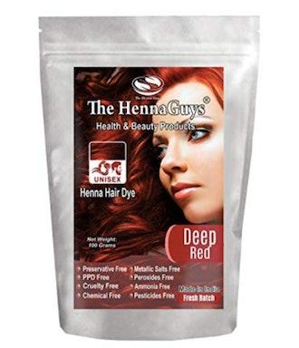 The Henna Guys Hair and Beard Dye