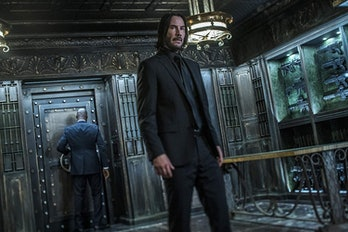 Still of Keanu Reeves as John Wick in John Wick Chapter 3 - Parabellum