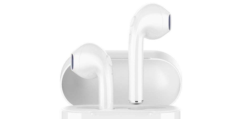Wireless headphones, bluetooth headphones, apple airpods alternative