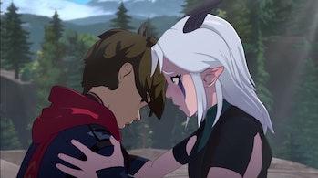 dragon prince season 3 episode 1 spoilers