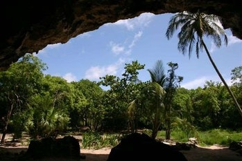 Ancient tooth, Taino
