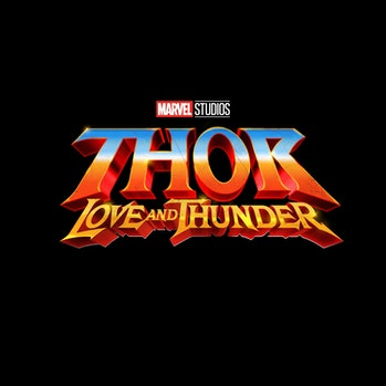 Thor Love and Thunder Marvel Phase 4