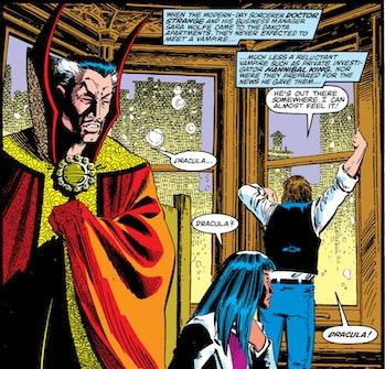 Doctor Strange #59