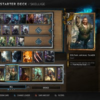 'Gwent' Is the Next Big Thing From the 'Witcher' Developers