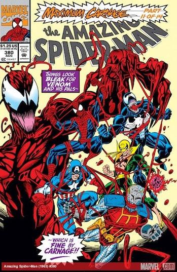 Carnage Spider-Man