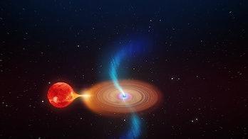 binary star system V404 Cygni
