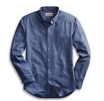 """Goodthreads Men's """"The Perfect Oxford Shirt"""" Slim-Fit Long-Sleeve Solid"""