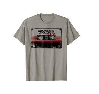 Marvel Guardians of the Galaxy 2 Cassette Graphic T-Shirt