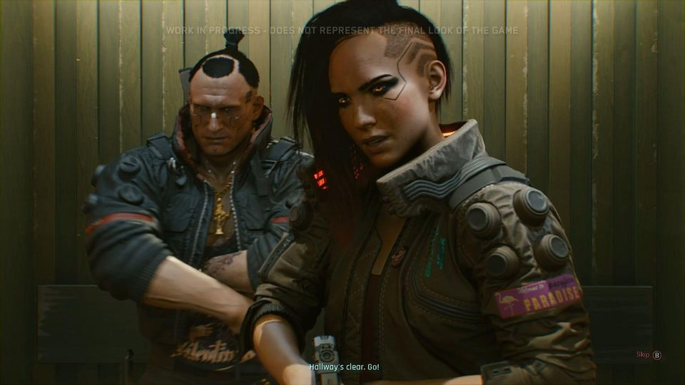 'Cyberpunk 2077' 48-minute gameplay demo