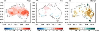 Australian climate conditions