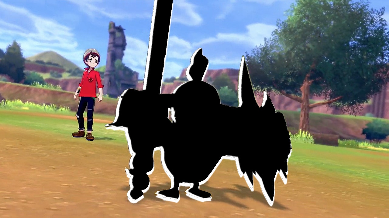 sirfetch'd pokemon sword