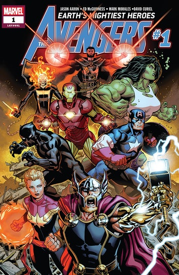 Avengers Marvel Ghost Rider Endgame
