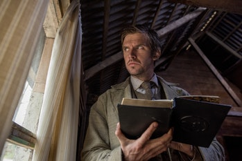 Apostle Netflix Dan Stevens