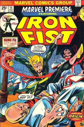 Marvel Iron Fist