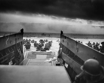 normandy, wwii, operation overlord, physics
