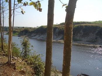 Solo River Ngandong