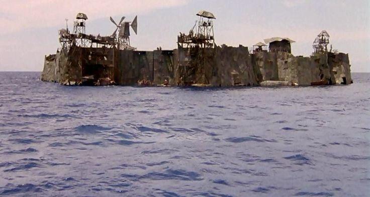 'Waterworld'