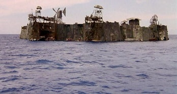 'Waterworld'