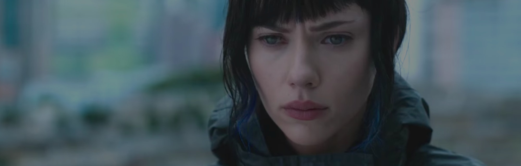 New Ghost In The Shell Posters Show Off All The Characters