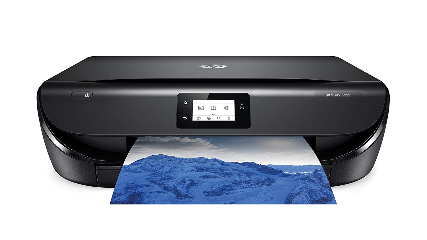 HP ENVY 5055 Wireless All-in-One Photo Printer, HP Instant Ink & Amazon Dash Replenishment ready (M2U85A