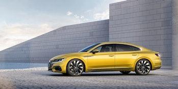 The 2019 Volkswagen Arteon.