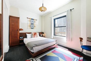 chicago, hostel