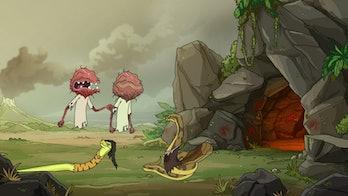 rick and morty season 4 shleemypants