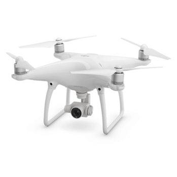 The DJI Phantom 4 drone