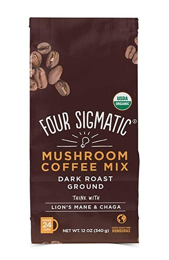 Four Sigmatic Mushroom Ground Coffee