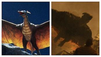 Godzilla Rodan King of the Monsters Trailer