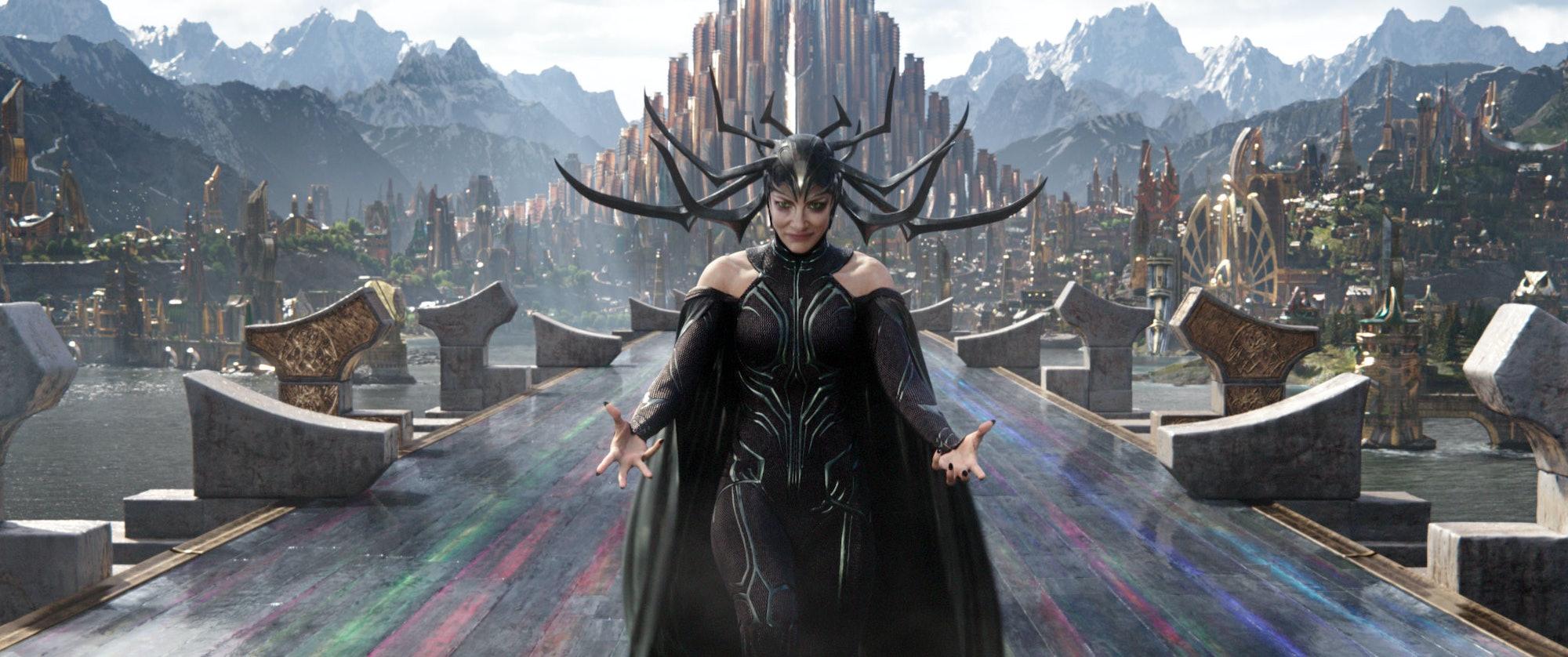 Thor Ragnarok Cate Blanchett