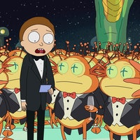 'Rick and Morty' failed to make us hate capitalism with Pluto and the Devil